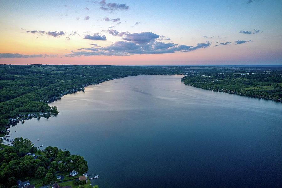 Keuka Lake North by Ants Drone Photography