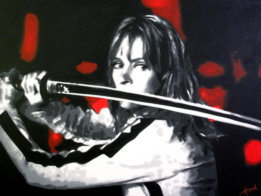 Kill Bill Painting