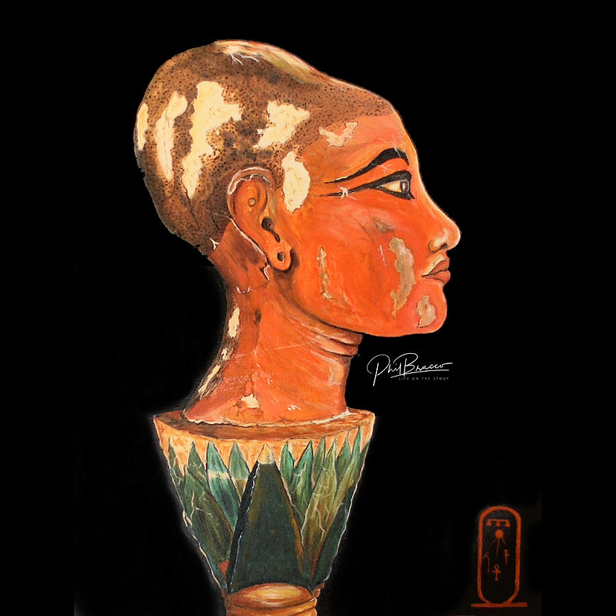 King Tut - the Boy King  by Philip Bracco
