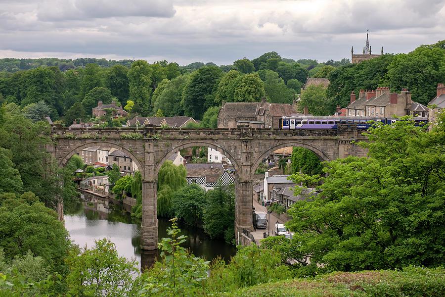 Knaresborough Viaduct  by Gouzel -