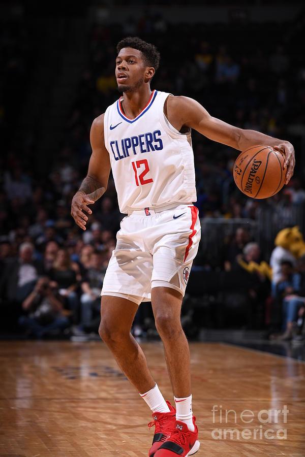 La Clippers V Denver Nuggets Photograph by Garrett Ellwood