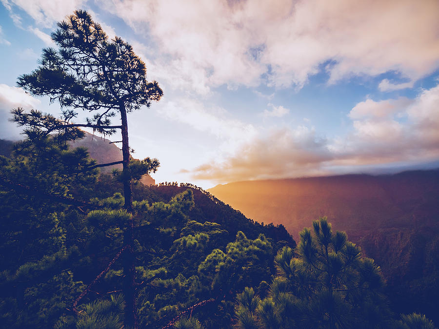 La Palma - Caldera de Taburiente by Alexander Voss