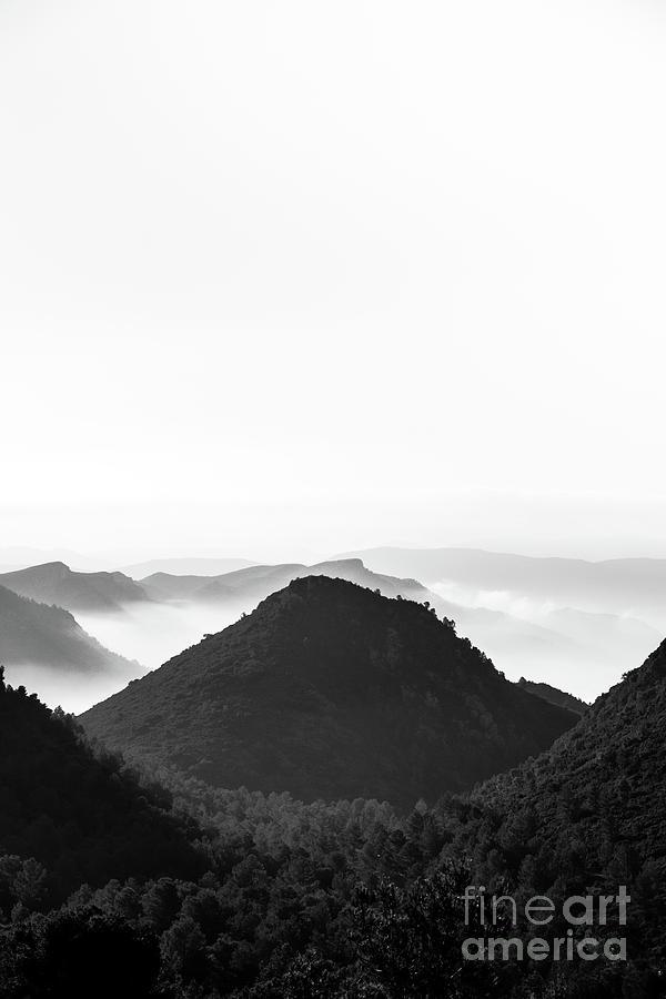 La Safor Mountains, Spain  by Peter Noyce