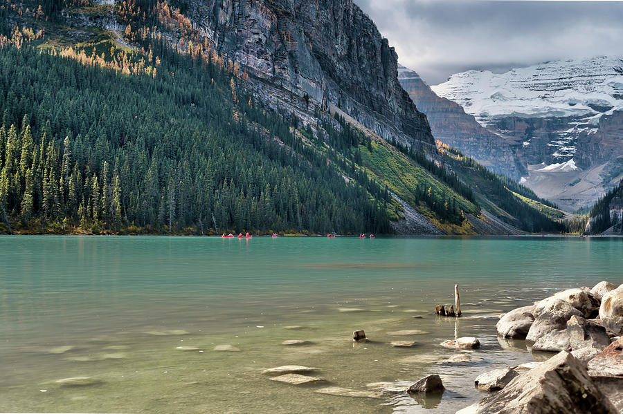 Lake Louise by Nick Mares