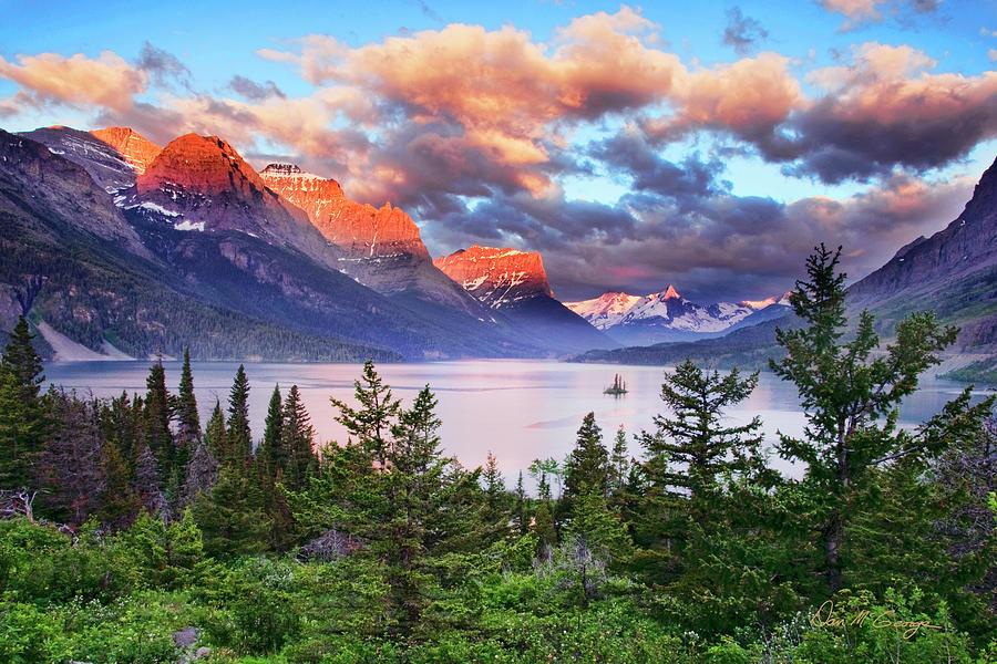 Lake Mary Morning by Dan McGeorge