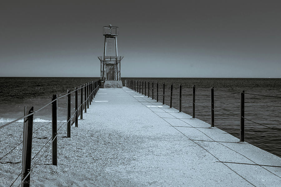 Lake Michigan by Miguel Winterpacht