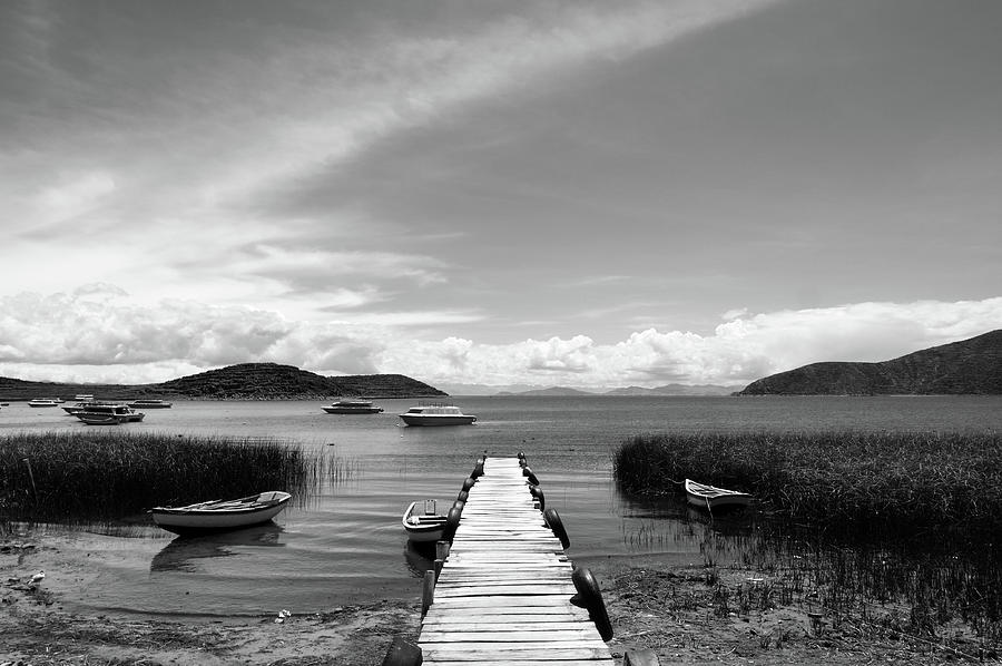 Lake Titicaca, Bolivia by Aidan Moran