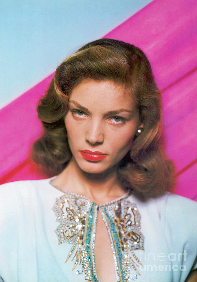 LAUREN BACALL by Granger