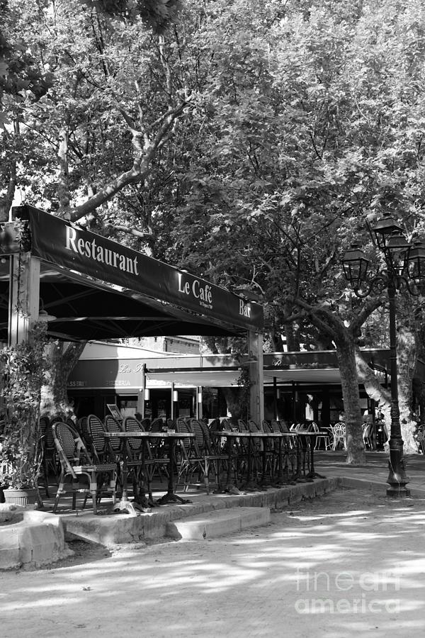 Le Cafe Saint Tropez by Tom Vandenhende