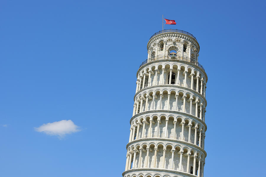 Leaning Tower Of Pisa Photograph by Martin Ruegner