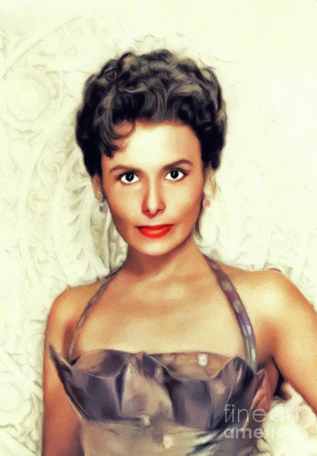 Lena Horne, Actress and Singer by John Springfield