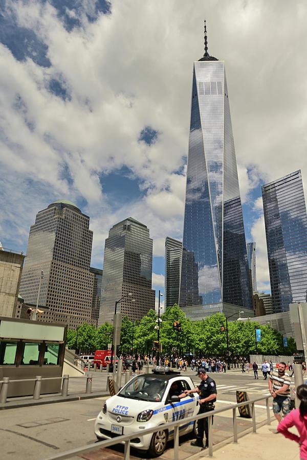 Liberty Tower by Theodore Jones
