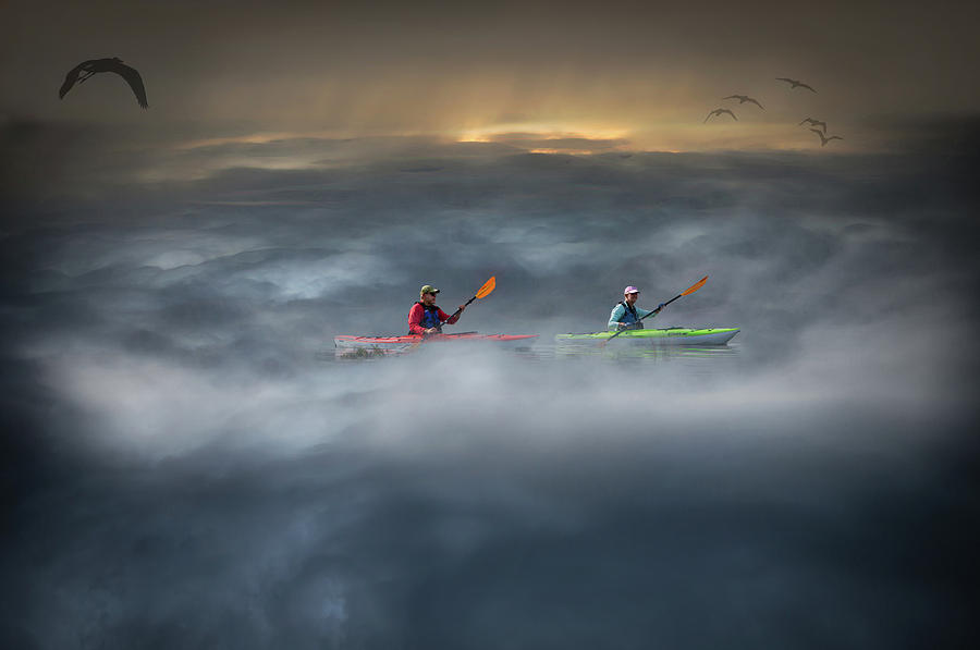 Life in the Clouds by Mike Gifford