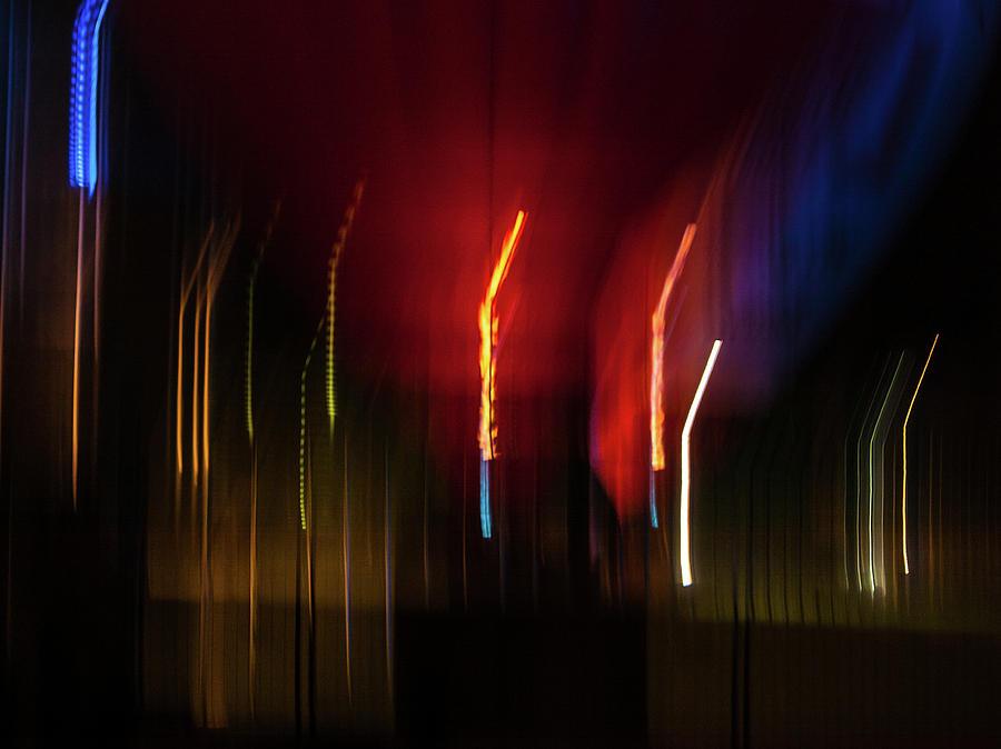 LIGHT ART 3 by Jorg Becker