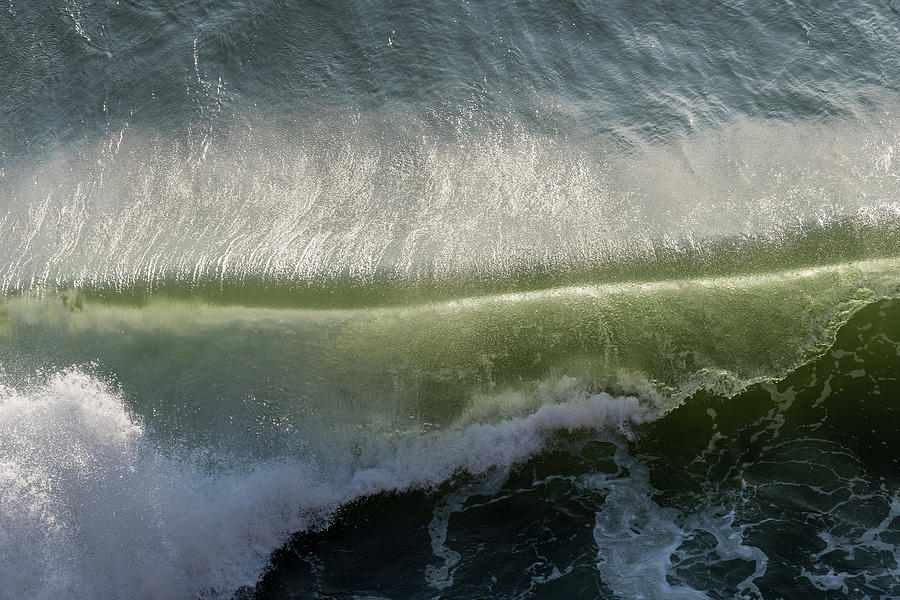 Light in a Wave by Robert Potts