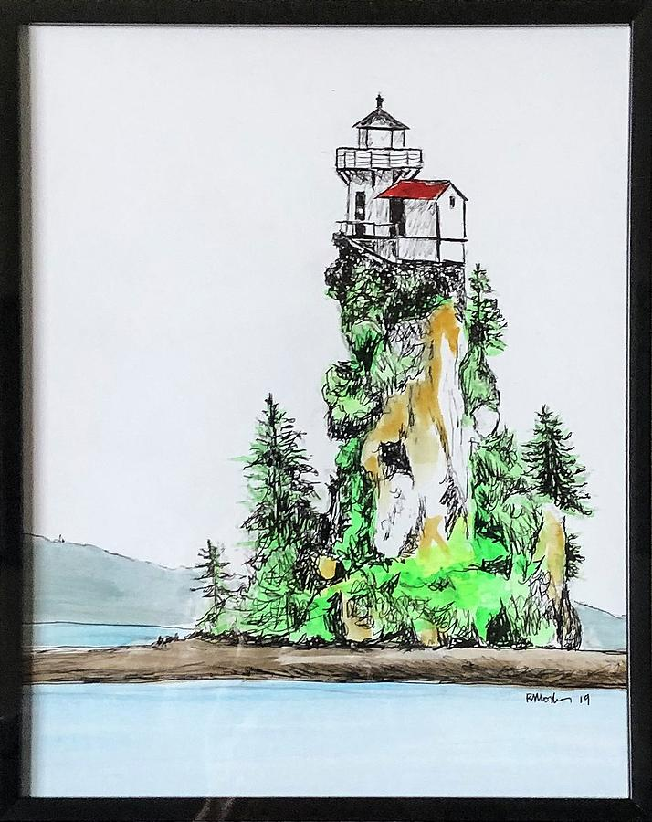 Lighthouse  by Rick Mosher