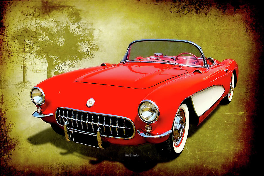 Little Red Corvette by Keith Hawley