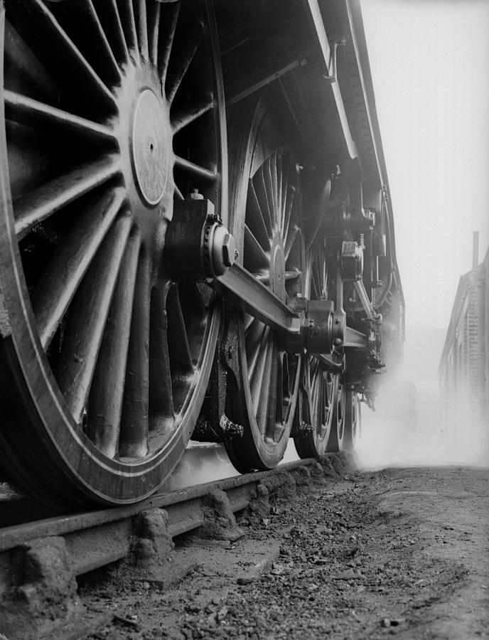 Lner Train Photograph by Fox Photos