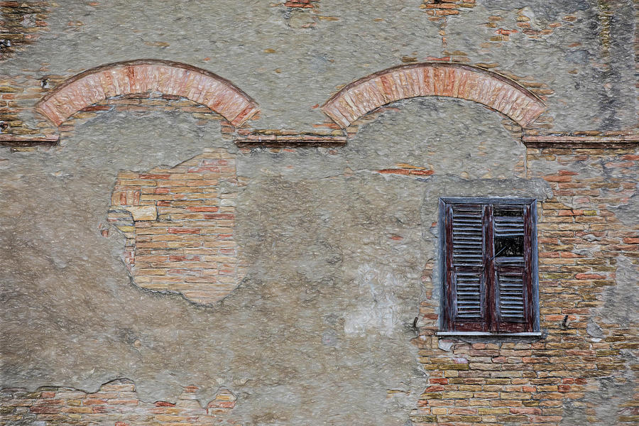 Lone Window of Venice by David Letts