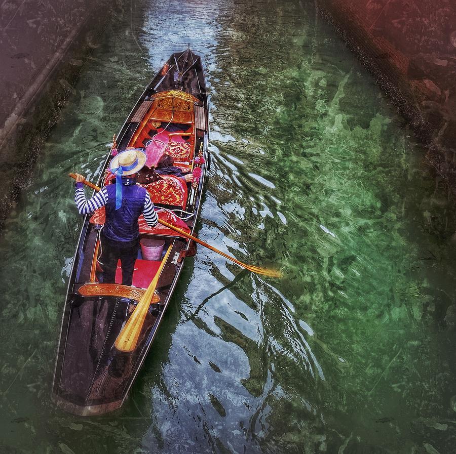 Lonely Gondola by Al Harden