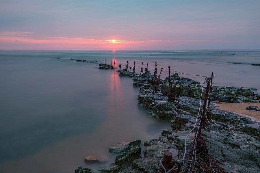 Alnwick Photograph - Longhoughton Beach - England by Joana Kruse