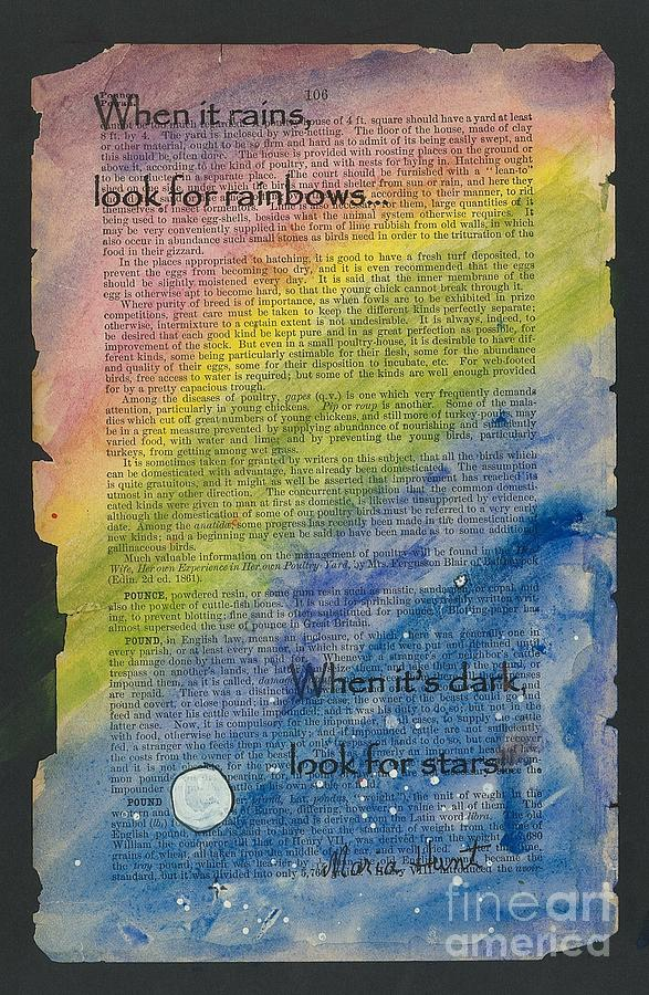 Look for Rainbows by Maria Hunt