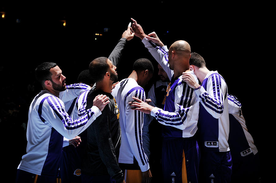 Los Angeles Lakers V Denver Nuggets Photograph by Bart Young