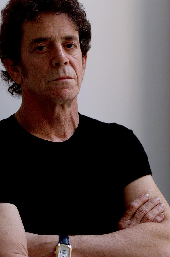 Lou Reed Photograph by New York Daily News