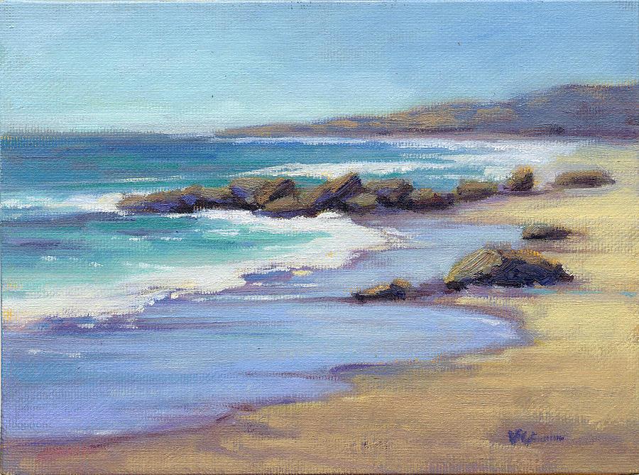 Low Tide by Konnie Kim