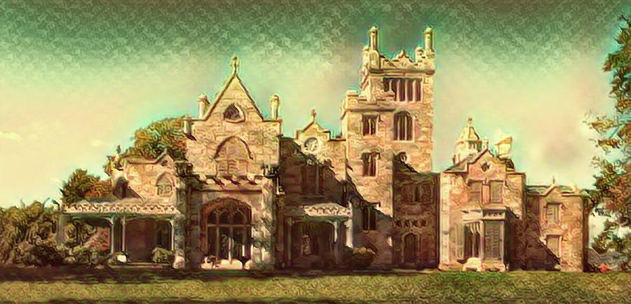 Lyndhurst Mansion Photograph By Robert Kinser