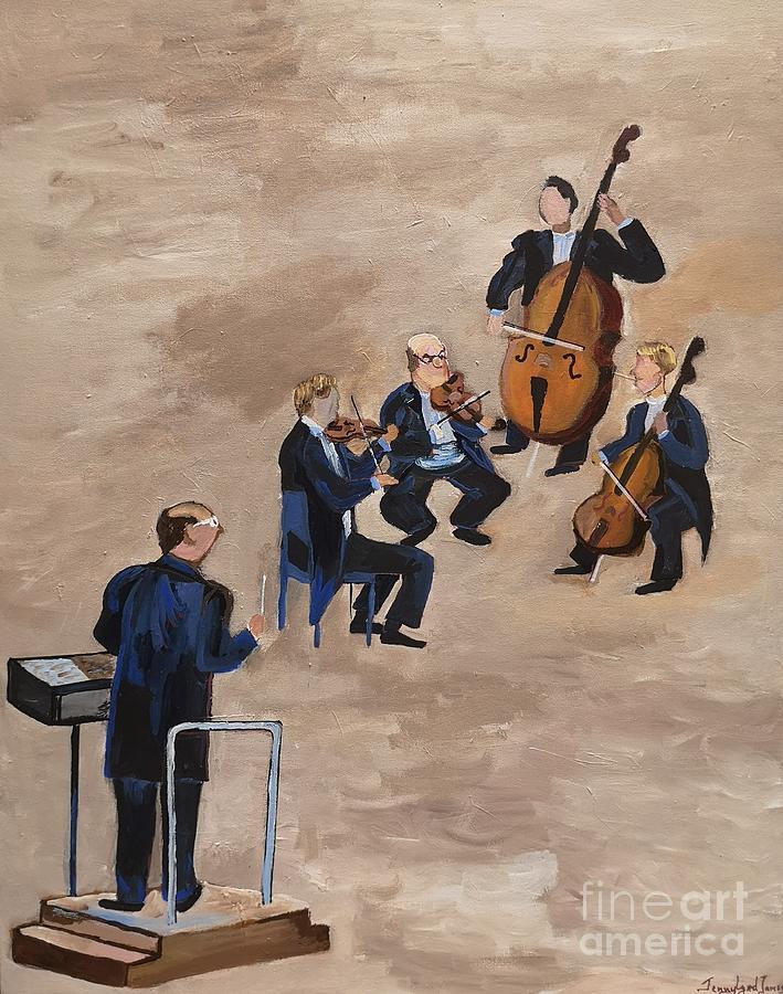 Maestro's Gaze by Jennylynd James
