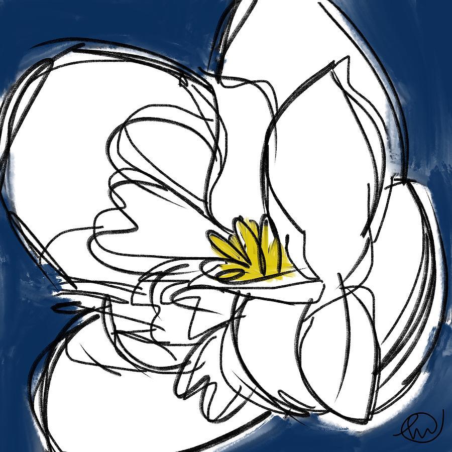 Magnolia by Monica Martin