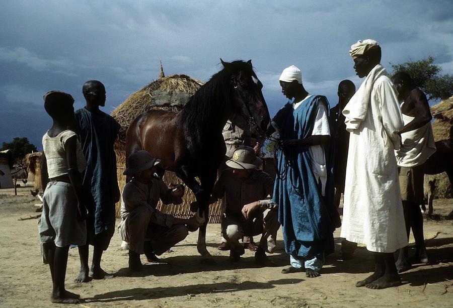 Maiduguri Nigeria Photograph by Michael Ochs Archives