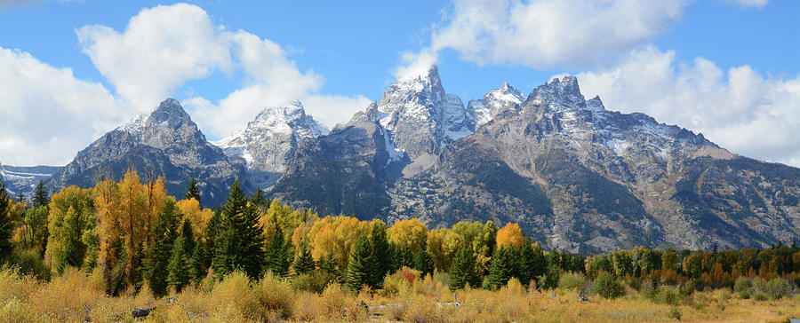 Majestic Tetons by Whispering Peaks Photography