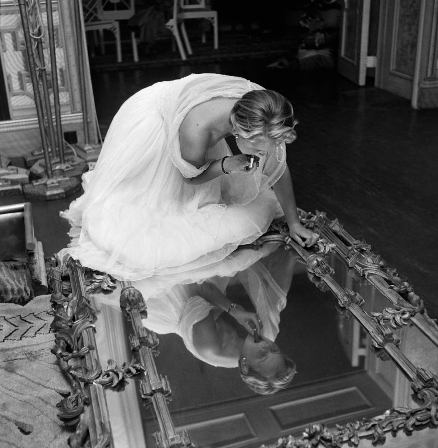 Make Up Mirror Photograph by Thurston Hopkins