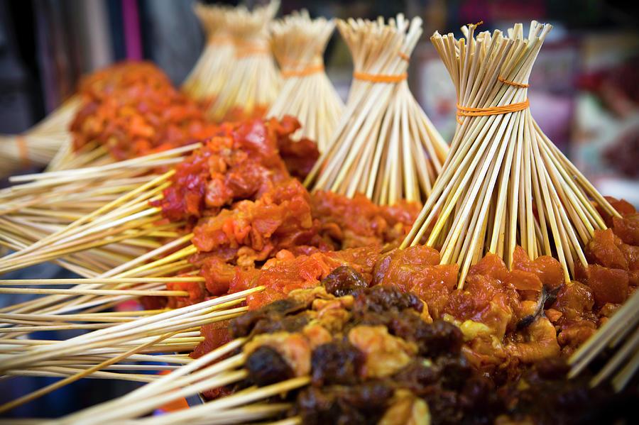 Malaysian Cuisine, Kuala Lumpur Photograph by Kevin Miller