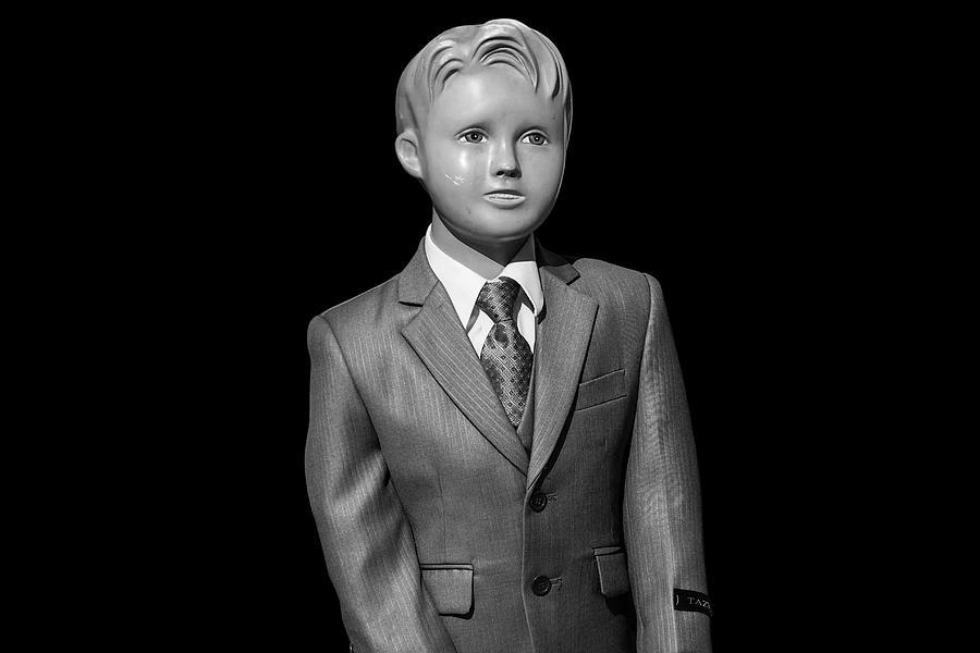 Mannequin  by Bob Duncan
