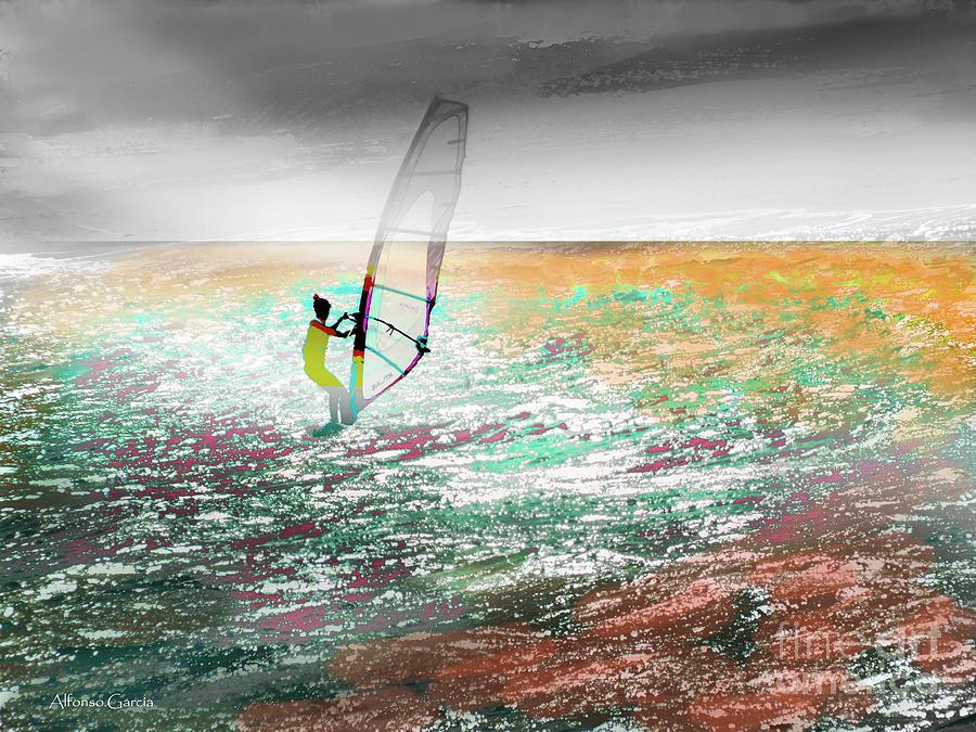 Mar Picada by Alfonso Garcia