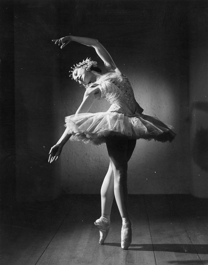 Margot Fonteyn Photograph by Baron