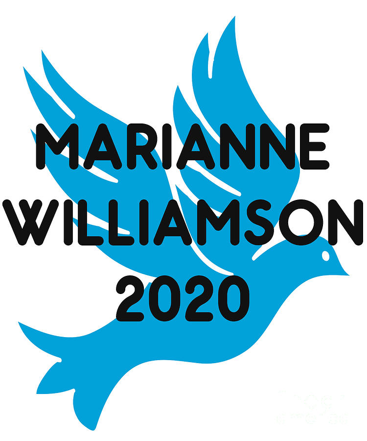 Marianne Williamson For President 2020 by Flippin Sweet Gear