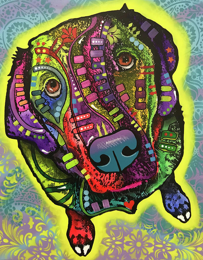Marley Mixed Media - Marley by Dean Russo