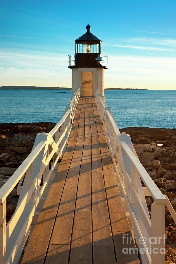 Marshall Point Lighthouse by Brian Jannsen