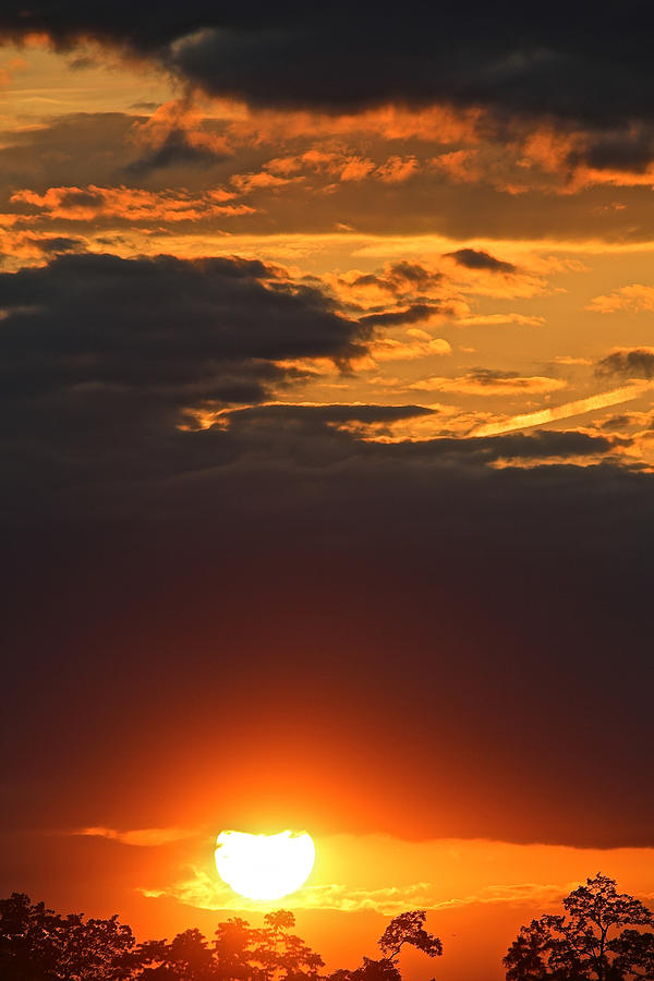 May Sunset by Donna Quante
