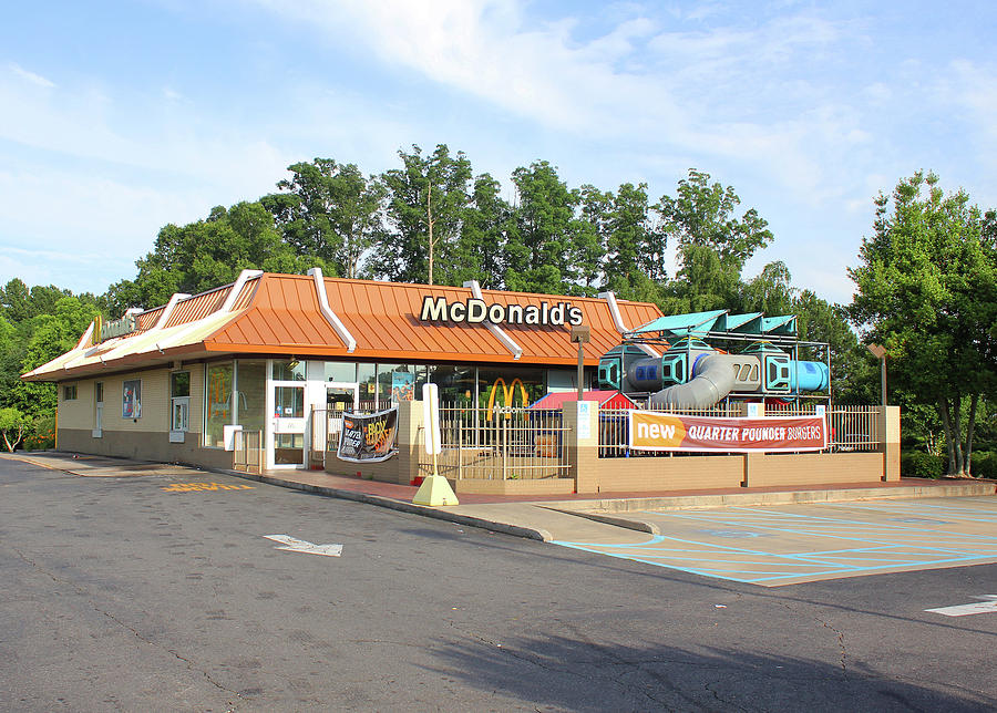McDonald's in Richburg, SC by Joseph C Hinson