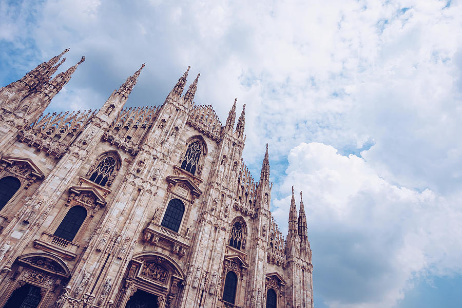 Milan Cathedral by Alexander Voss