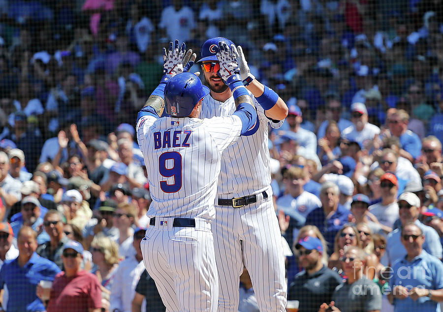 Milwaukee Brewers V Chicago Cubs Photograph by Nuccio Dinuzzo