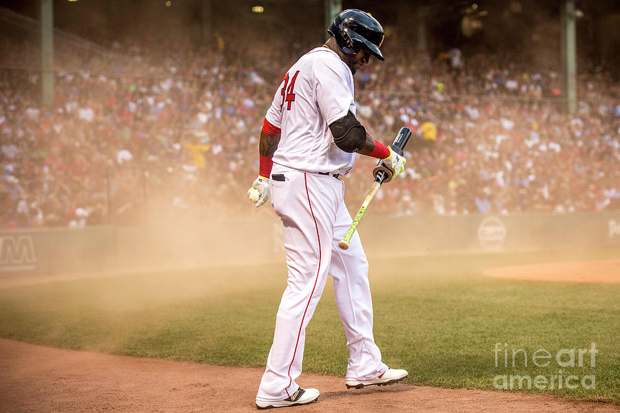 Minnesota Twins V Boston Red Sox 1 Photograph by Billie Weiss/boston Red Sox