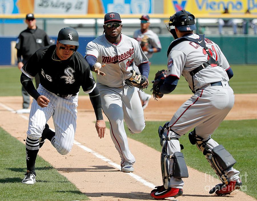 Minnesota Twins V Chicago White Sox Photograph by Jon Durr