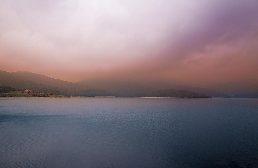 Misty Afternoon by Milena Ilieva