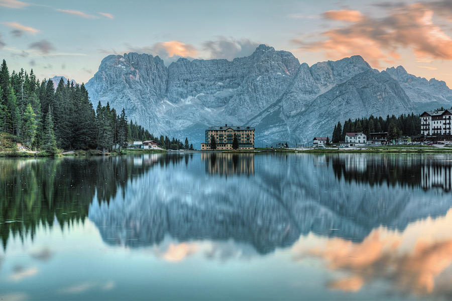 Misurina Photograph - Misurina - Italy by Joana Kruse